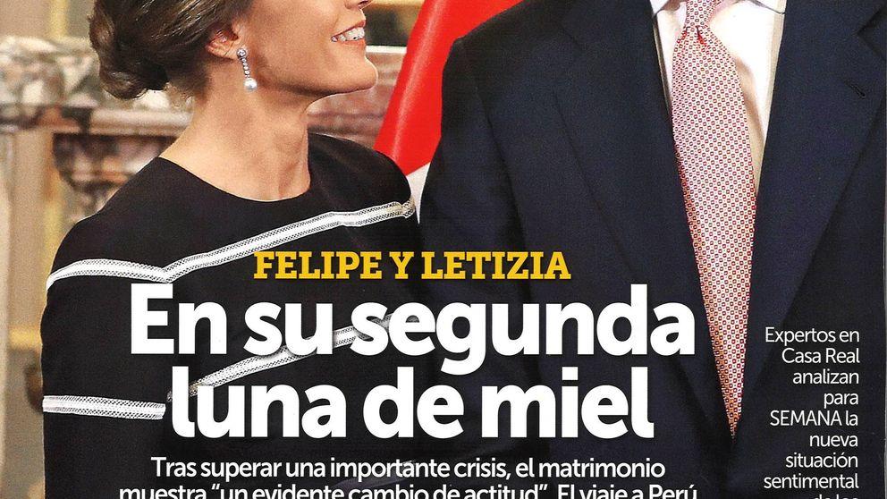 La 'segunda luna de miel' de Felipe y Letizia y la nueva vida de Jorge Javier