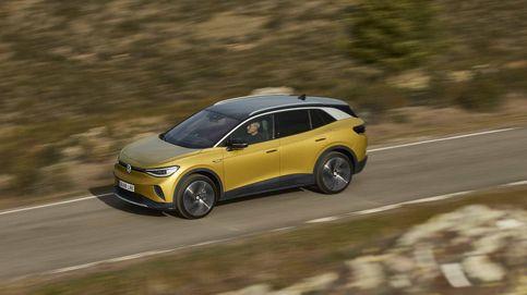 Al volante del Volkswagen ID.4, el todocamino eléctrico racional