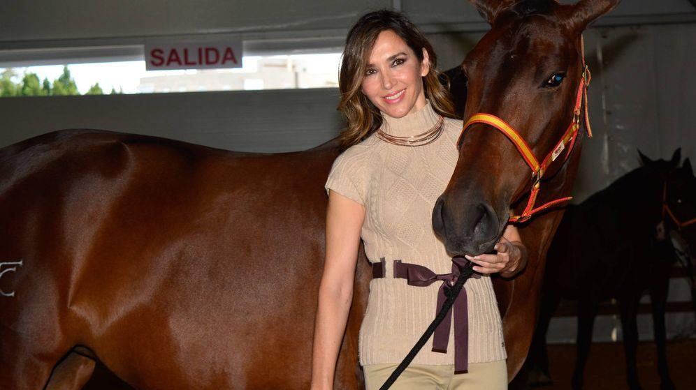 Foto: Paloma Lago en el SiCAB 2019, en Sevilla. (Cordon Press)