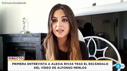 Alexia Rivas detalla su relación con Alfonso Merlos en 'Socialité'