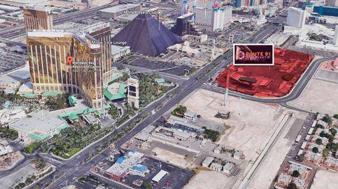 Los 400 metros del hotel al festival que recorrieron los disparos en Las Vegas