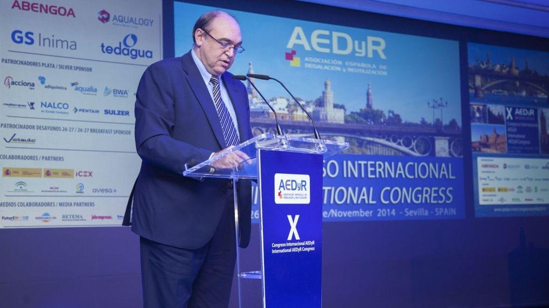 El jefe de Acuamed denuncia financiación irregular para sufragar campañas de ZP