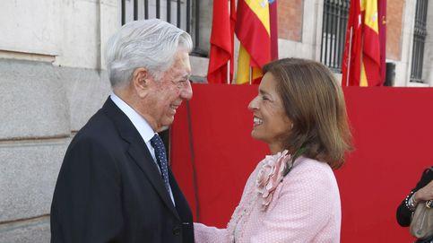Mario Vargas Llosa y Ana Botella unidos 'por los pelos': comparten peluquería