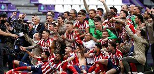 Post de La 'Revolución Simeone': así se construyó el Atlético de Madrid campeón de Liga