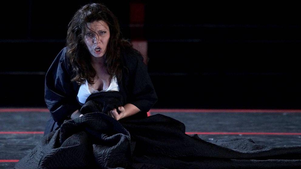 El fuego de Verdi en la 'Traviata' resucita el Teatro Real