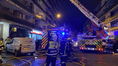 Un niño salva a sus dos hermanos de un incendio en casa de sus abuelos en Leganés