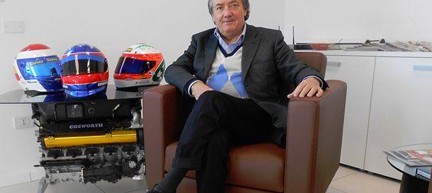 Foto: Minardi: El nuevo McLaren, muy atractivo, futurista, innovador en todos los terrenos.
