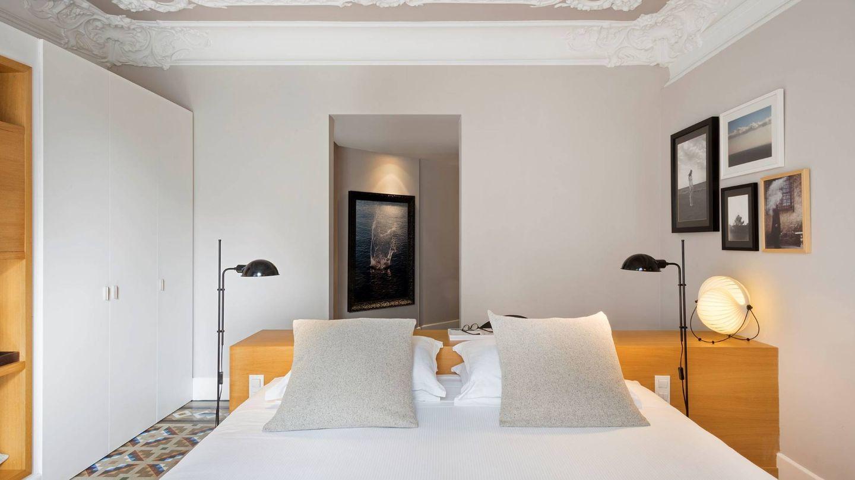 Una habitación nuevecita del Alexandra Barcelona Hotel. (Cortesía)