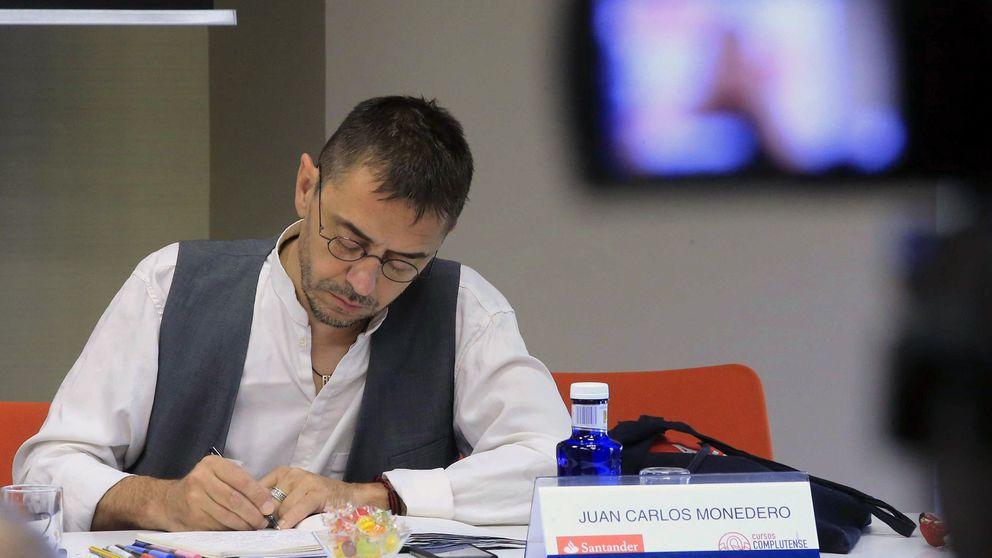 La empresa de Monedero se hunde sin el dinero de Venezuela: perdió 13.000€ en 2015