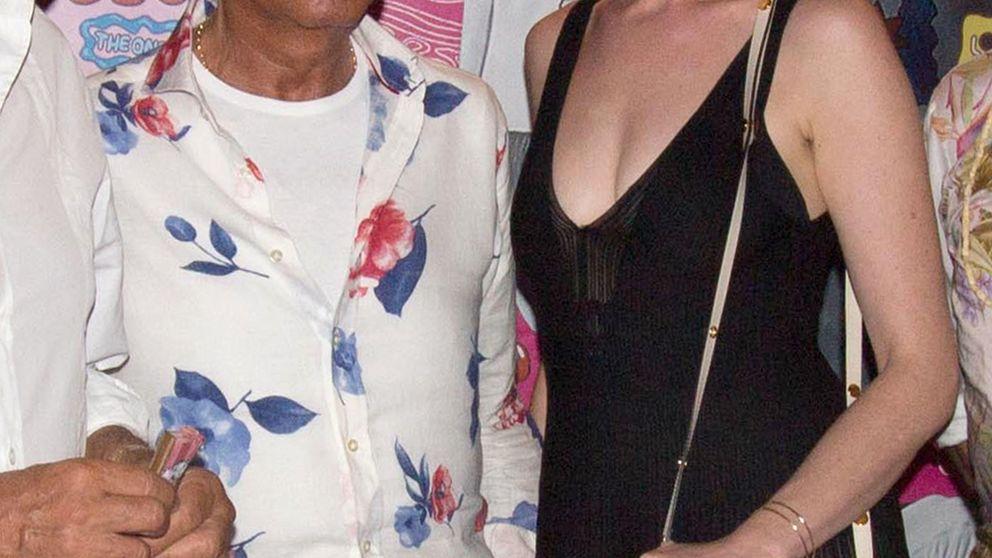 Anna Hathaway, protagonista sorpresa de la fiesta Flower Power de Ibiza
