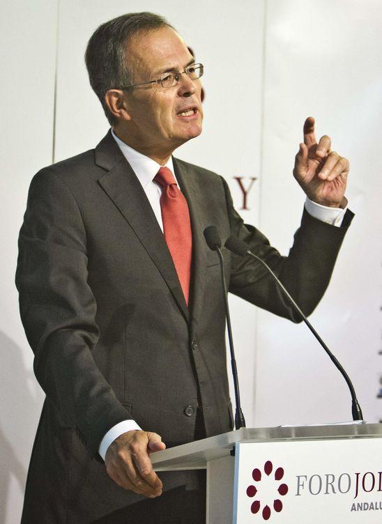 Foto: El vicepresidente y consejero delegado de Cepsa, Pedro Miró. (EFE)