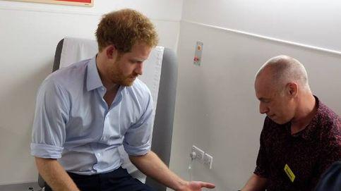 Harry y su gran paso para luchar contra el sida: se hace la prueba del VIH