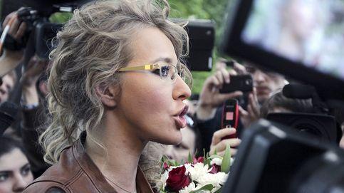 Ksenia Sobchak quiere ser presidente de Rusia