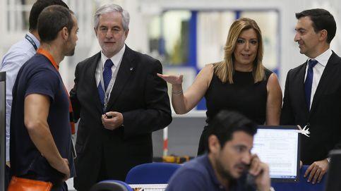 Díaz comparece ante el comité andaluz para analizar la crisis