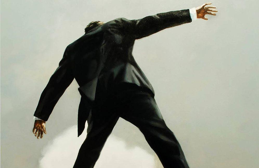 Foto: Detalle de portada de 'El candidato'. (Literatura Random House)