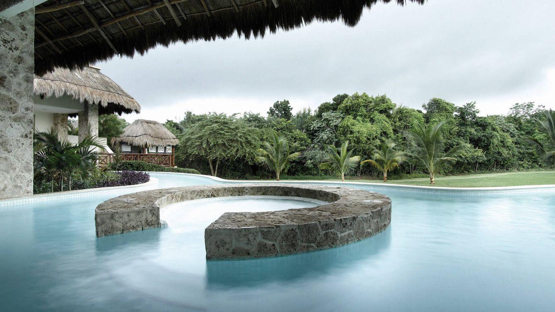 Foto: Uno de los espacios del Zentropia Palladium Spa & Wellness, uno de los lugares más atractivos del hotel.