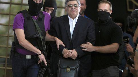 Condenan a 13 años a la cúpula del partido Amanecer Dorado por banda criminal
