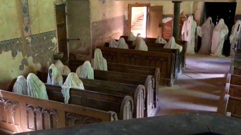 La iglesia de los 9 fantasmas en un pueblo perdido checo que atrae a miles de turistas