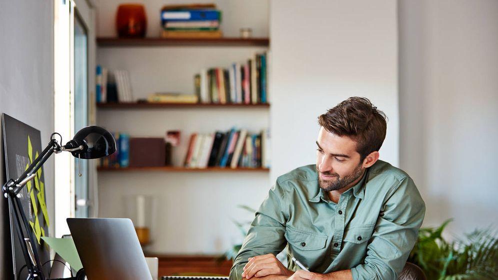 Foto: Trabajar en casa cada vez es más habitual en muchas profesiones