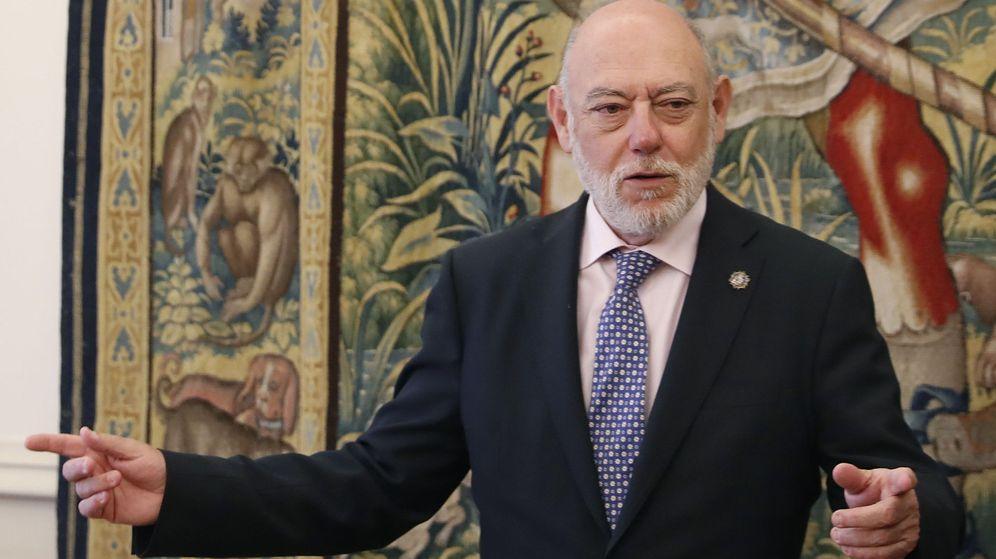 Foto: El fiscal general del Estado, José Manuel Maza, en una imagen de archivo. (EFE)