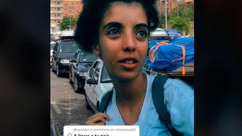 Una joven marroquí se vuelve viral haciendo chistes sobre comentarios racistas