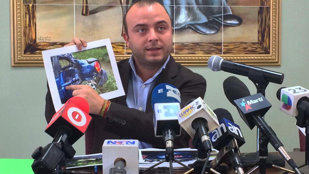 Ángel Carromero consigue la libertad condicional y da las gracias a Aguirre