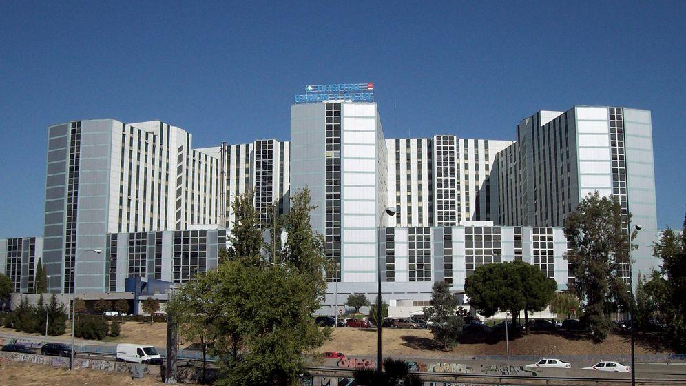 Foto: El Hospital Ramón y Cajal.