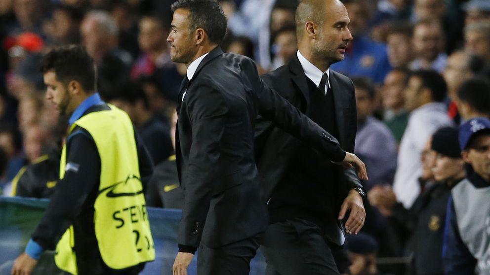 El día en que Luis Enrique se miró en el espejo y vio a Guardiola
