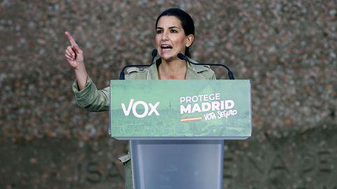 Última hora de las elecciones en Madrid: sigue en directo la rueda de prensa de la candidata de Vox, Rocío Monasterio