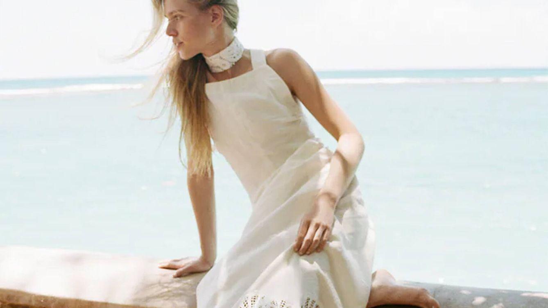 Vestidos de novia low cost con aire bohemio y romántico en Asos, C&A y Zara