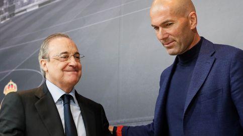 La planificación deportiva de Florentino fracasa y deja cojo al Real Madrid de Zidane