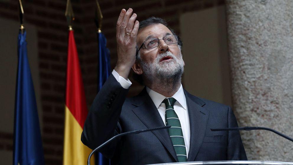Rajoy garantiza al PP que no consentirá otro 9-N haga lo que haga Puigdemont