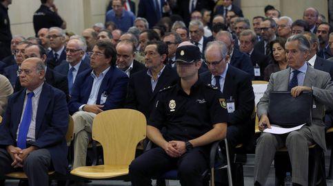 El fiscal de las 'black' rebaja las penas a los que devolvieron lo gastado