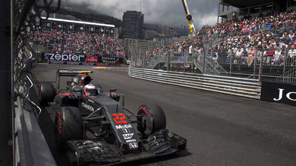 McLaren y el desconcierto de Mónaco. ¿Cuál será el techo en 2016?