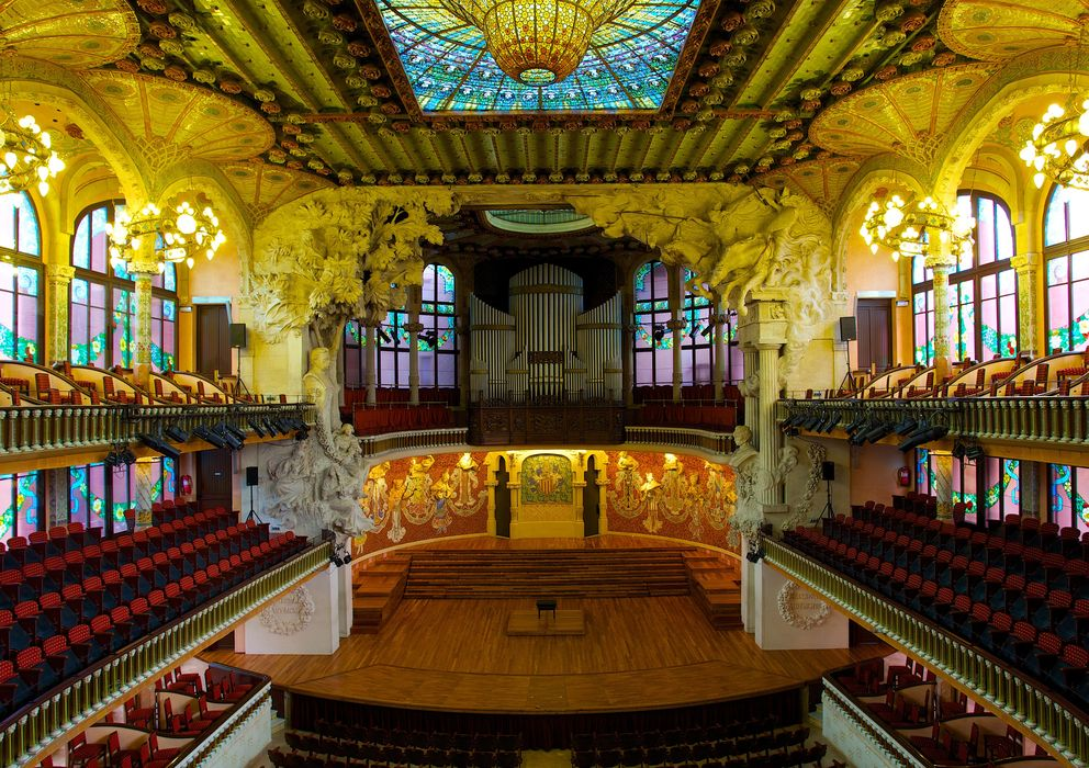 Foto: Palacio de la Música. (Jiuguang Wang, Wikimedia)