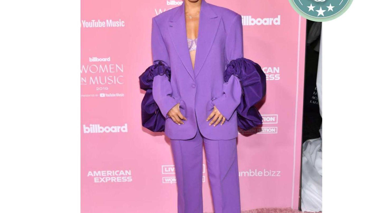 Alicia Keys, en los Premios Billboard 2019.  (Getty)