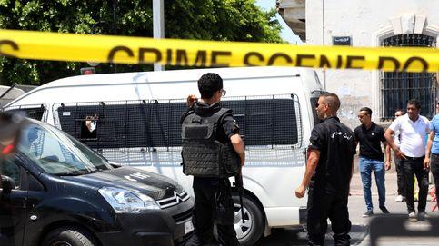 Al menos un muerto en un doble ataque suicida en el centro de la ciudad de Túnez