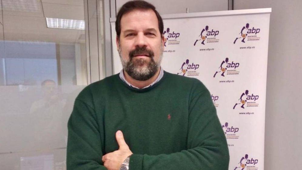Foto: Alfonso Reyes, presidente de la Asociación de baloncestistas españoles
