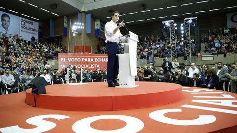 Pedro Sánchez llama a Cataluña a ser la punta de lanza del cambio en España