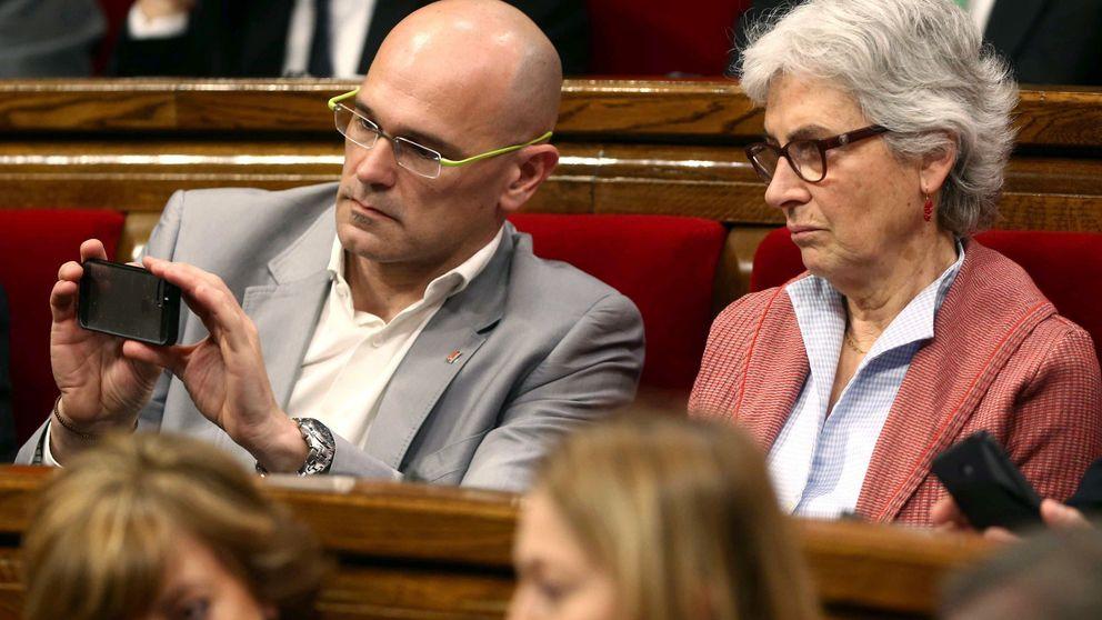 Casals, expresidenta de Òmnium, herida grave tras ser atropellada