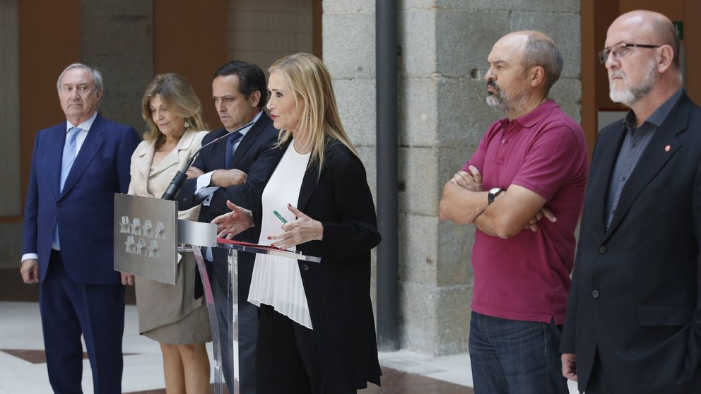 Una Cámara de Madrid en pérdidas 'regala' 3 socios y 105.000€ a la patronal