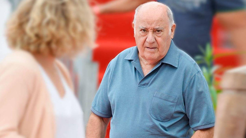 Amancio Ortega, fundador y presidente de Inditex.