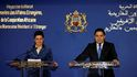 Marruecos y España bajan el tono en la disputa de las aguas territoriales