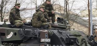 Post de La 'mili', la bomba atómica... Alemania se tienta las ropas en Defensa