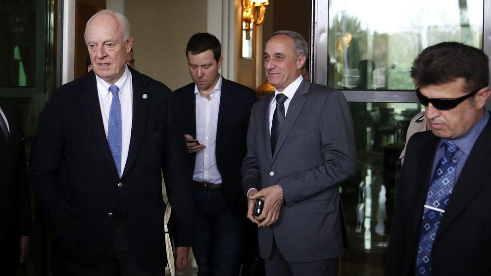 La Eurocámara cierra las puertas a un alto cargo de Siria tras el ataque químico