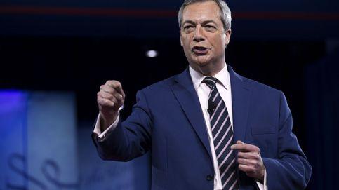 Nigel Farage visita la embajada de Ecuador sin aclarar si se ha reunido con Assange