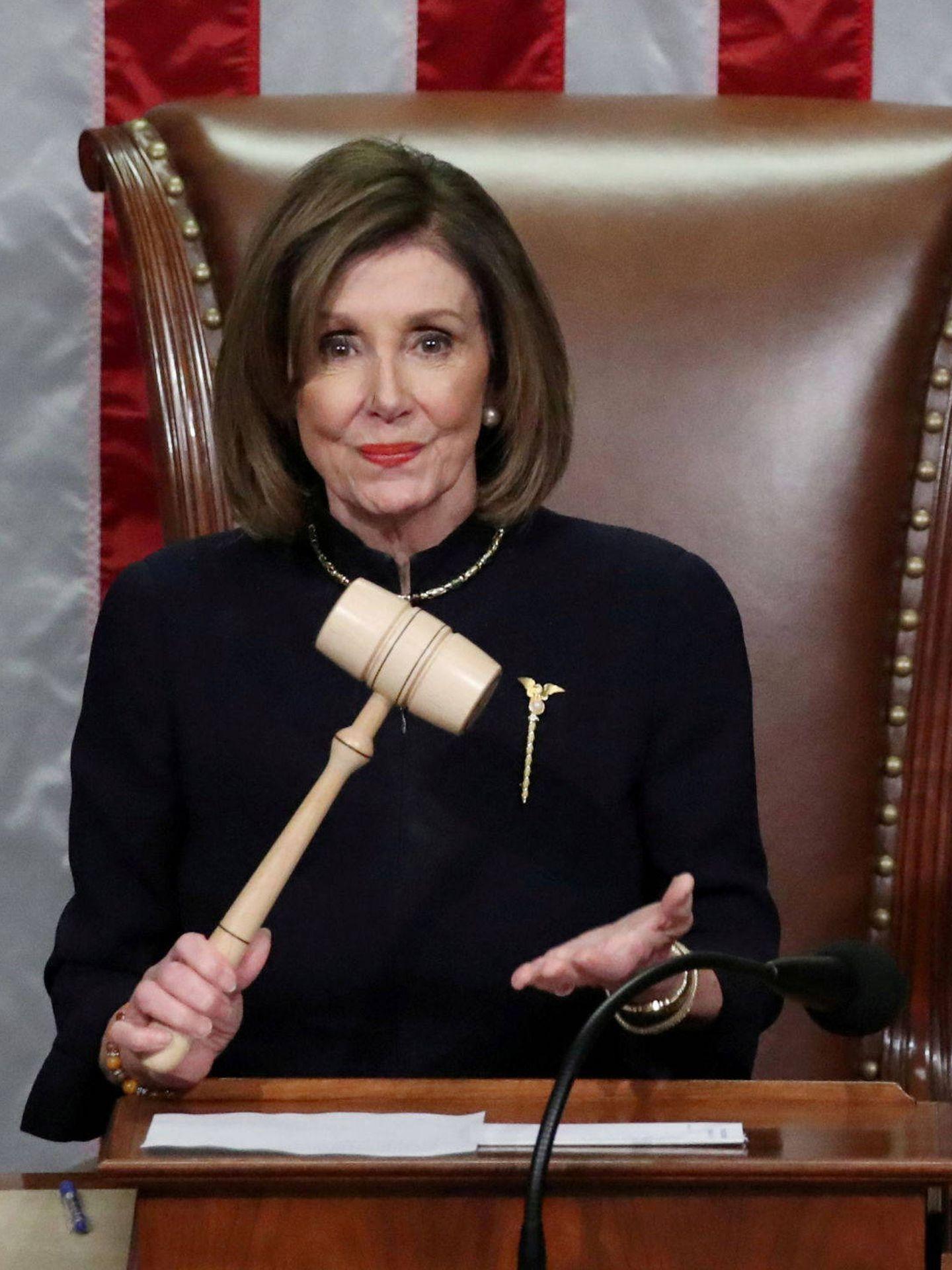 Nancy Pelosi. (Reuters)