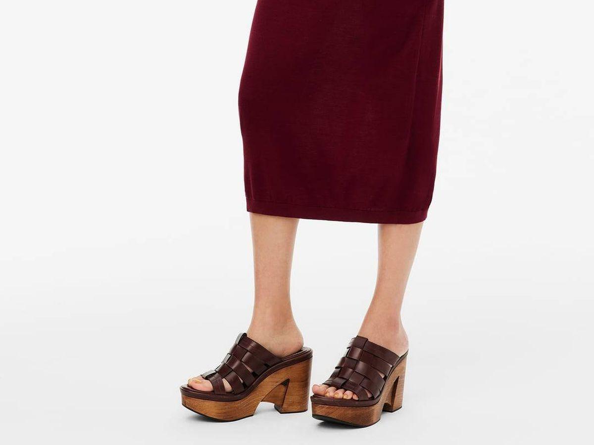 Foto: Prepárate para enamorarte de estos zuecos estilosos. (Cortesía)