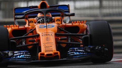 La paliza de Carlos Sainz para ponerse a la altura de su nuevo compañero en McLaren