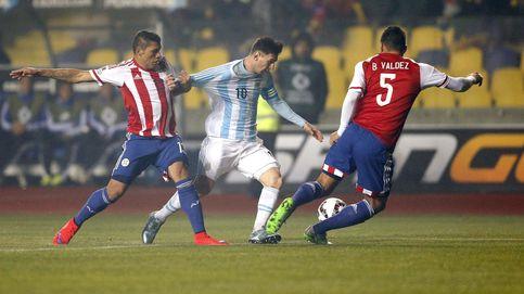 Messi no marca, pero lidera la goleada que mete a Argentina en la final